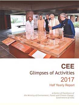CEE's Glimpses of Activities Booklet